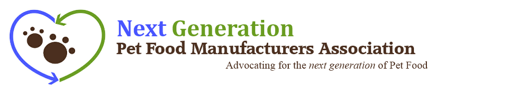Next Generation Pet Food Manufacturers Association